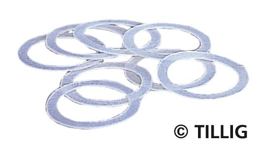 TT Haftreifen, 9,2 mm Einsatz für BR 110, BTTB (Beutel à 8 Stück)