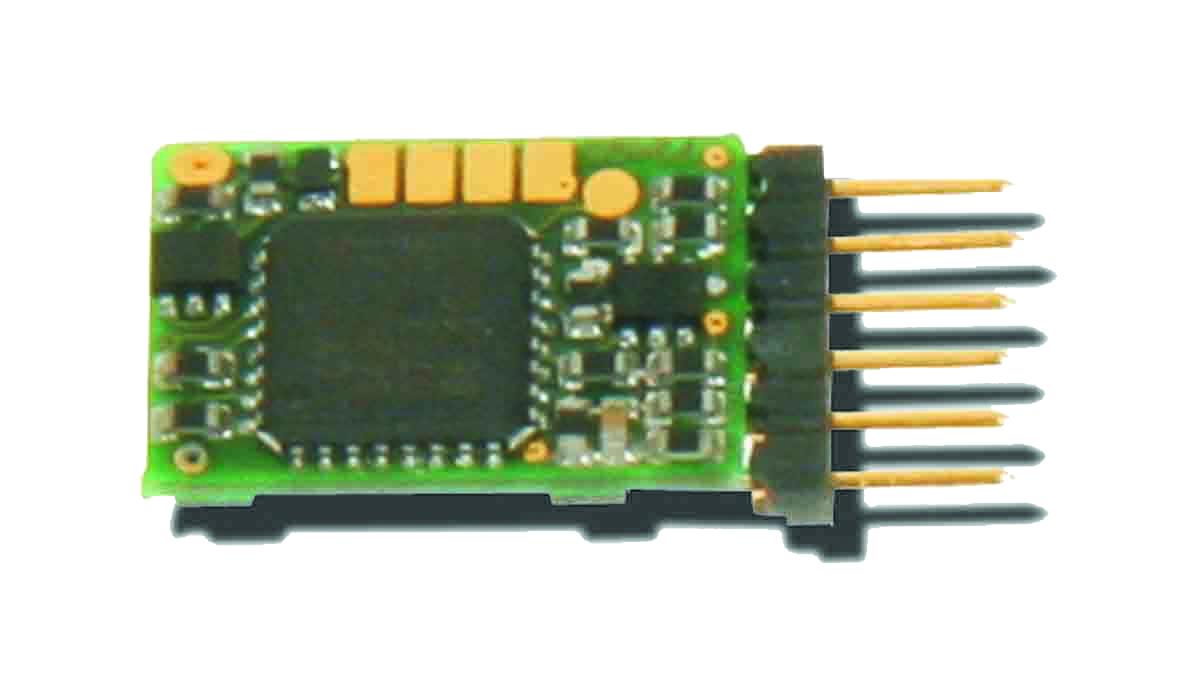 Funktionsdecoder (Koop. Uhlenbrock) (TT, H0, H0m, H0e)