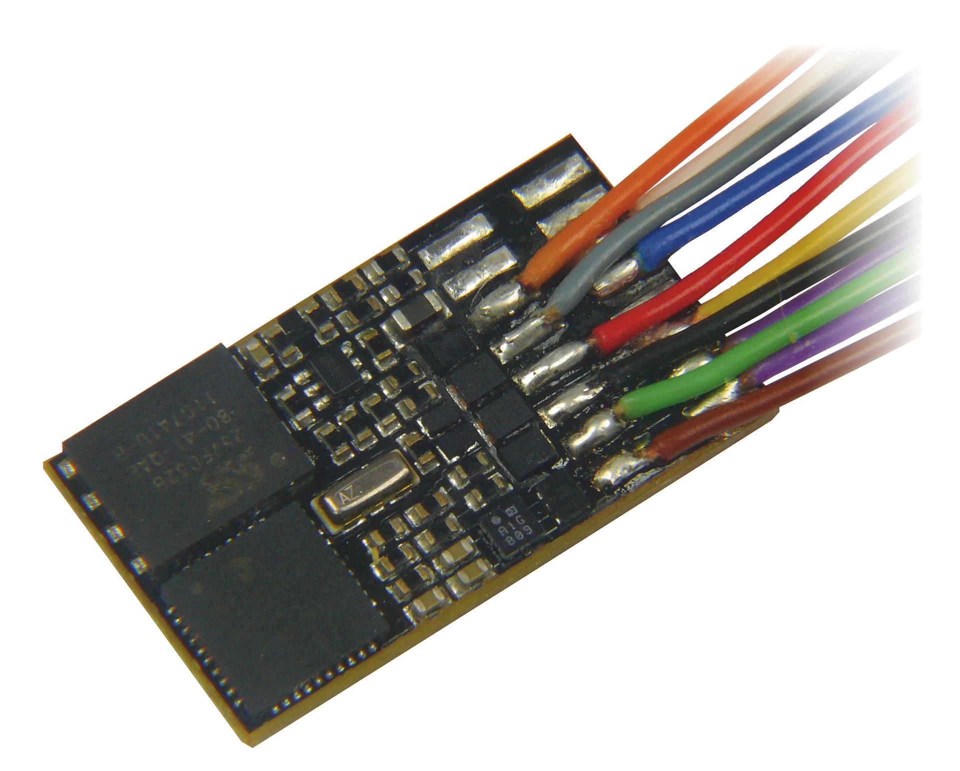 8-poliger Sounddecoder (NEM 652)