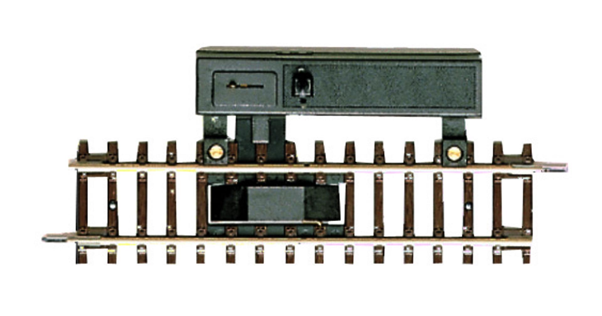 H0 Elektrisches Entkupplungsgleis G½, 115 mm