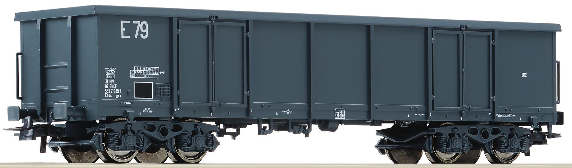 H0 Offener Güterwagen der SNCF, Ep.IV
