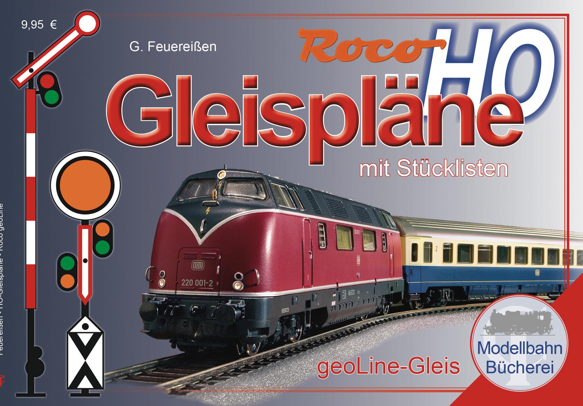 ROCO Gleispläne H0 (GEOLINE)