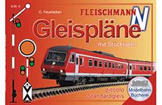 Gleisplanhandbuch für FLEISCHMANN N (Schotterbettgleise)