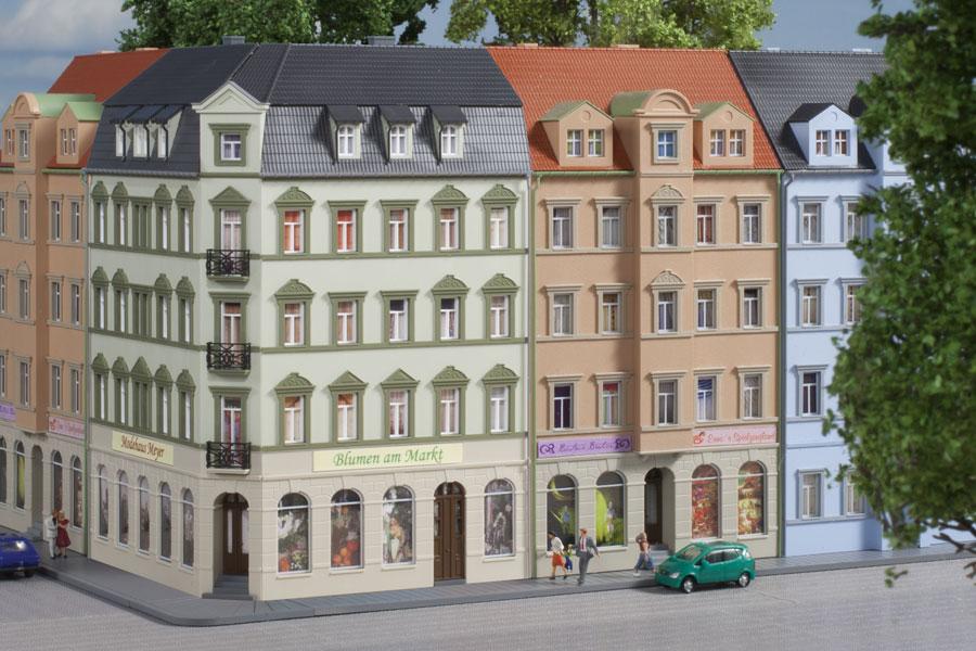 1:160 Eckhaus Ringstraße 1