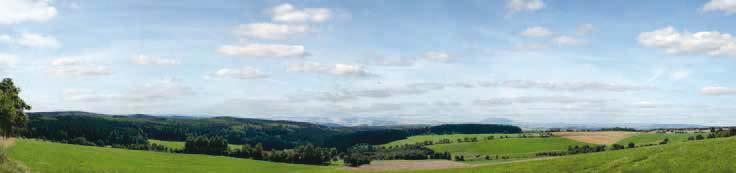 Hintergrund Erzgebirge 3 3-teilig (Gesamtlänge 279 x 65 cm)